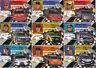 2002 Trackside LICENSE TO DRIVE Complete 36 card set BV$25! Jr., Gordon, Johnson