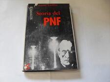 GAMBINO - STORIA DEL PNF - ED.SUGARCO - 1962