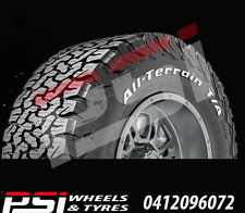 265/65R18 BFG ALL TERRAIN KO2 TYRE 4X4  265 65 18 AT 4WD BF AT GOODRICH