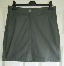 BNWT Dorothy Perkins Khaki Green Beach Cargo Short Skirt Sz 8