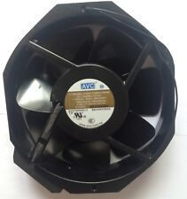 AVC D3KB1738BAH3WAW 115V~50/60Hz 0.27/0.25A AC Axial Cooling Fan