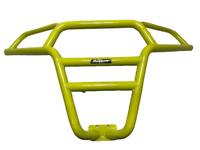 SuperATV Lime Squeeze Front Bumper for Polaris RZR 900 1000 Turbo