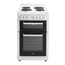 Euro 54cm Fan Forced Electric Stove with Separate Grill EP54UTW RRP $899.00