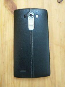 LG G4 VS986LD - 32GB - Black Leather - (Verizon) 9/10 Cosmetic Condition