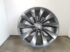 "2008-2014 MK3 VOLKSWAGEN SCIROCCO 18"" INTERLAGOS TURBINE ALLOY WHEEL 10 SPOKES"
