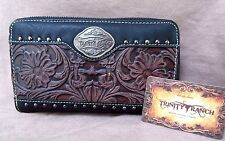 Native american style wallet made by Montana West - Trinity Ranch Collection M22