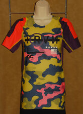 Reebok - CrossFit - RCF Camo Compression Fitness / Athletic Shirt sz M *NEW $90