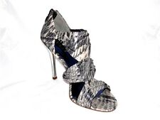 New Authentic Guess Open Toe Sandals By Marciano Davisa2  Color: Pewter Size 8.5