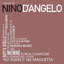 NINO D'ANGELO - IL MEGLIO - 2CD SIGILLATO 2013