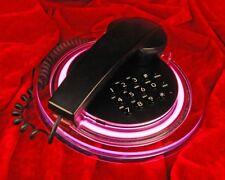Vintage NEON GLOW 1980s PHONE Round Glow Ring