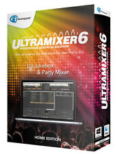UltraMixer 6 Home Edition für Win/MAC CD/DVD EAN 4023126118929