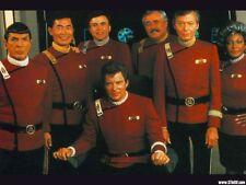 Star Trek Movies, Men's Uniform Pattern Set Cosplay