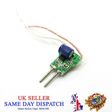 AC-DC 4-7 x 1W LED Driver Power Supply 12V MR16 Pin Constant Current 300mA