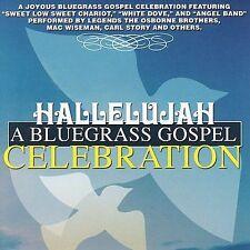 FREE US SHIP. on ANY 2 CDs! USED,MINT CD Hallelujah: Bluegrass Gospel Cel: Halle
