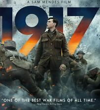 1917 Blu Ray (2019) Wwi War Movie Blu Ray Disc only No Case/Cover Art New