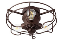 Quorum Windmill Fan Light Kit Oil Rubbed Bronze 3 Light 3 Light