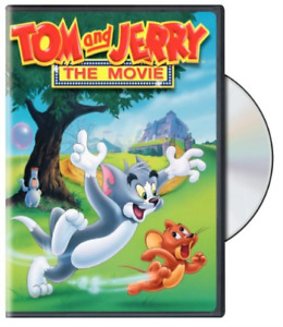 Tom And Jerry - The Movie (US IMPORT) DVD NEW