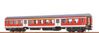 BRAWA   N Art  65130 Nahverkehrswagen rot der DB    neu/OVP