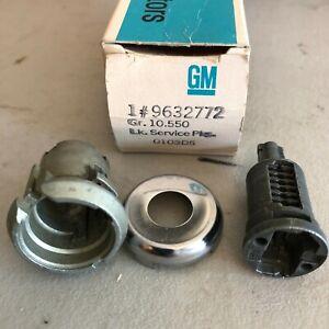 NOS 1980-1991 DOOR LOCK UNCODED GM #9632772 CADILLAC SEVILLE ELDORADO TORONADO