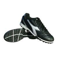Diadora Men's Capitano TF Turf Soccer Shoes (Black/White)