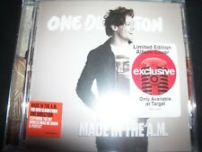 One Direction Made In The AM (Limited Louis Tomlinson Cover) CD - NEW
