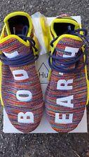 Adidas Pharrell Human Race Hu NMD Trail Multi Rainbow - UK 9.5 US 10 EU 44