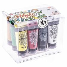 Craftamo Acrylic Paint Se - Use On Canvas, Fabric, Glass Or As Model Paint