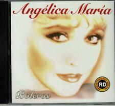 Angelica Maria  Boleros   BRAND  NEW SEALED  CD