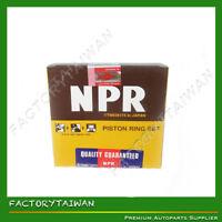 oem cbx cbx1000 1979-82 Honda Standard Size NPR piston Ring Set std 64.5mm 6
