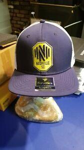 Nashville SC Fanatics brand cap hat - NWOT - MLS - Soccer / Futbol