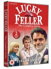 LUCKY FELLER the complete series. David Jason. 2 discs. New DVD. Fellow.