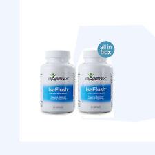 Isagenix IsaFlush! Gentle Digestive Cleanser x 2 - 120 Capsules