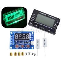 18650 Li-ion Lithium 7 Lead-acid Waterproof  LCD Battery Capacity Digital Tester