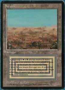 Scrubland (BB) Revised (ITALIAN) HEAVILY PLD Land Rare CARD (253628) ABUGames