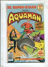 Dc Super-Stars #7 - Presents Aquaman! - (6.0) 1976