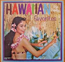 "Harry Richards and his Islanders ""Hawaiian Favorites"" LP Vinyl Record C4012-A"