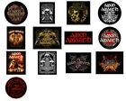 Amon Amarth Sew On Patch/Patches NEW OFFICIAL 13 designs to choose from.
