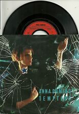 """Anna Domino - Tempting (1987) GERMANY 7"""""""