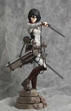 Mikasa Ackerman Attack On Titan new 2016 1/7 Unpainted figure Model Resin Kit
