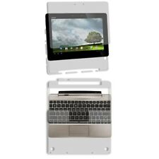 Skinomi Clear Protector Film Cover for Asus EEE Pad Transformer Prime+Keyboard