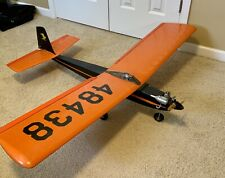"Vintage Carl Goldberg FALCON 56 Deluxe 56"" RC Balsa Model Airplane"