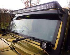 Jeep Wrangler 2007-2017 JK 52'' LED-Lampe Leiste Klammern UK Verkäufer