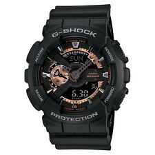 Casio G-Shock Analog & Digital GShock » GA110RG-1A iloveporkie #COD PAYPAL CNT