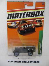 Matchbox Jungle Explorerers  Jeep  Willys    96 of 100  NIB