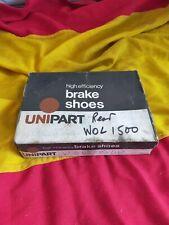 Wolseley 1500 Unipart  Rear Brake Shoes