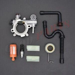 Oil Pump Worm Gear Kit For Stihl 034, 034 AV, MS340, 036, MS360 Pro Chainsaw
