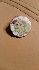 Vtg Pocket Dragons Enamel Pin