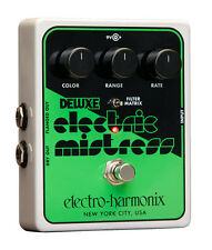 Electro-Harmonix EHX Deluxe Electric Mistress XO Analog Flanger Guitar Pedal