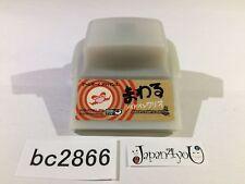 bc2866 WarioWare TWISTED! Mawaru Made In Wario MARIO GameBoy Advance Japan J4U