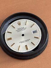 Rolex  36mm MOP WHITE Dial Cadran 16013 16014 16000 Datejust Silver